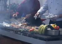 imprezy plenerowe catering dla firm w Warszawie