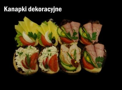 kanapki catering warszawa ceny