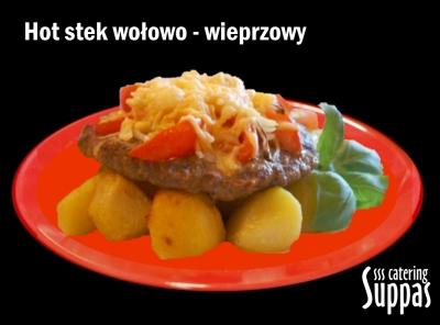 catering dla frim Warszawa obiady