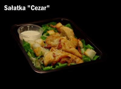 salatka cezar catering
